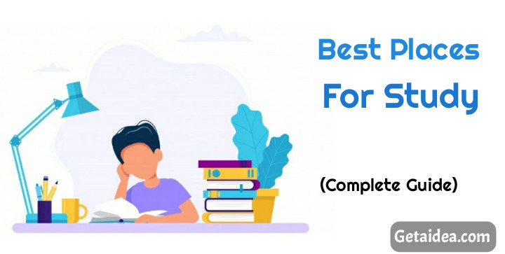 Best Places to Study and do Homework